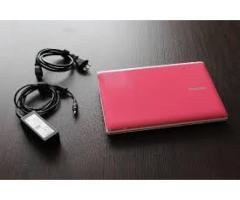 Netbook Samsung Rosa N150